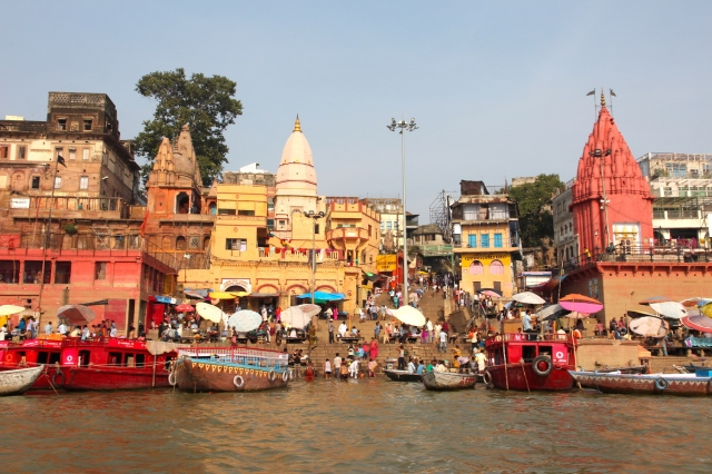 25 - Dashashmewadh Ghat II