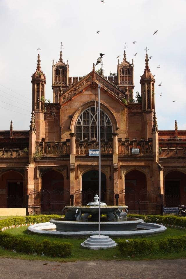 27 - Sanskrit College