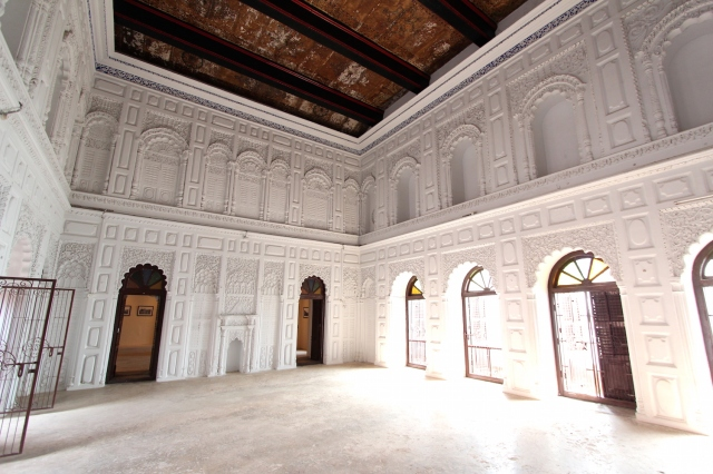 5 - Interior of Palace