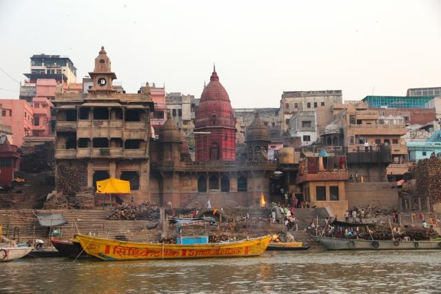 5 - Marnikarnika Ghat