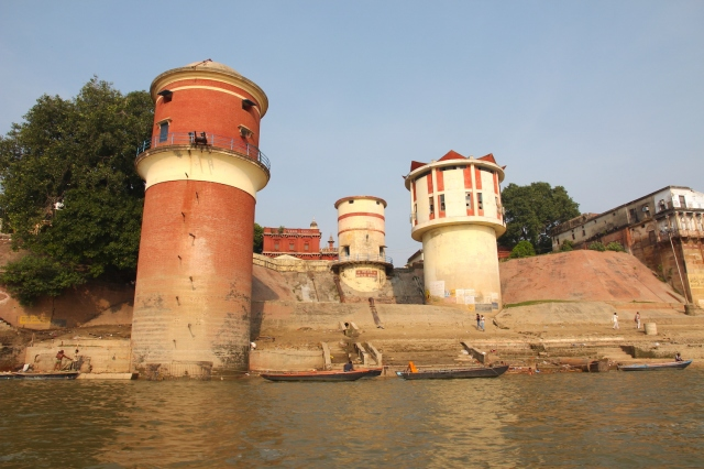 7 - Varanasi Waterworks (British)