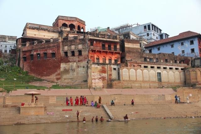 8 - Possibly Tripurabhairavi Ghat