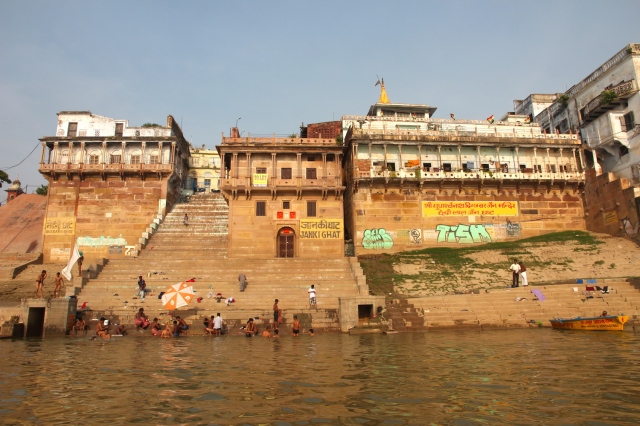 9 - Bhadaini and Janki Ghats
