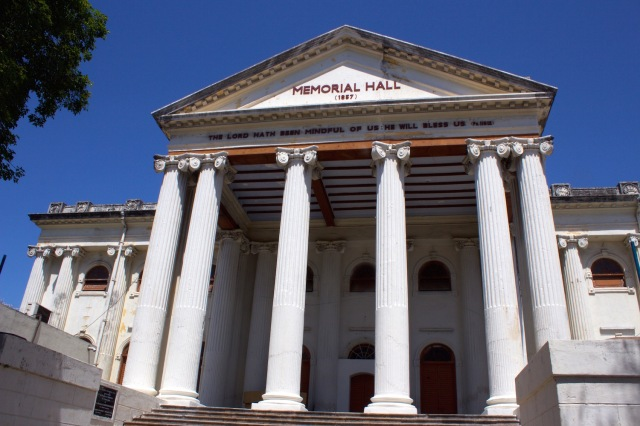 1 - Memorial Hall
