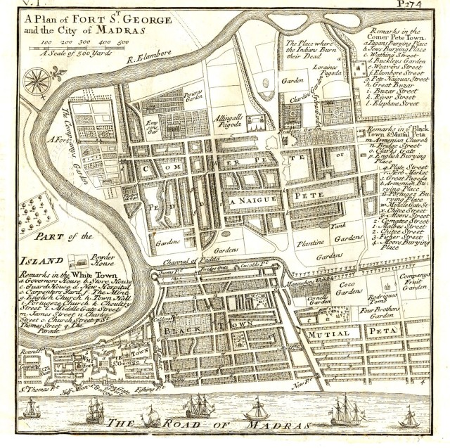 1 - Plan_of_Fort_St_George_and_the_City_of_Madras_1726 copy