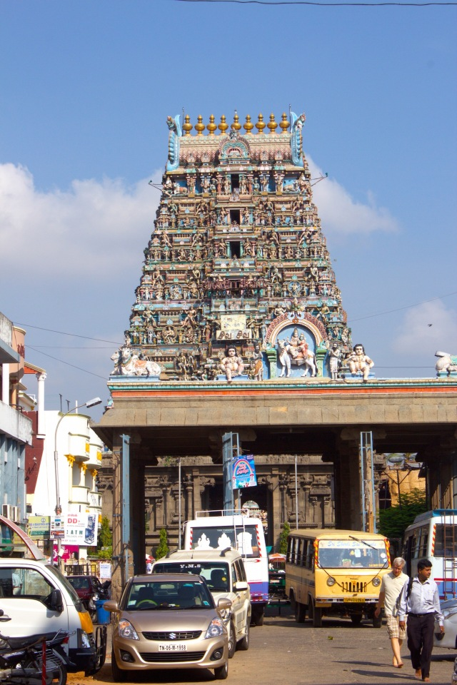 10 - Temple I