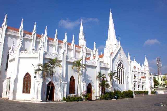 16 - Santhome Cathedral