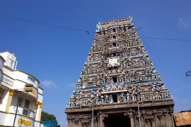 19 - Kapaleeswarar Temple