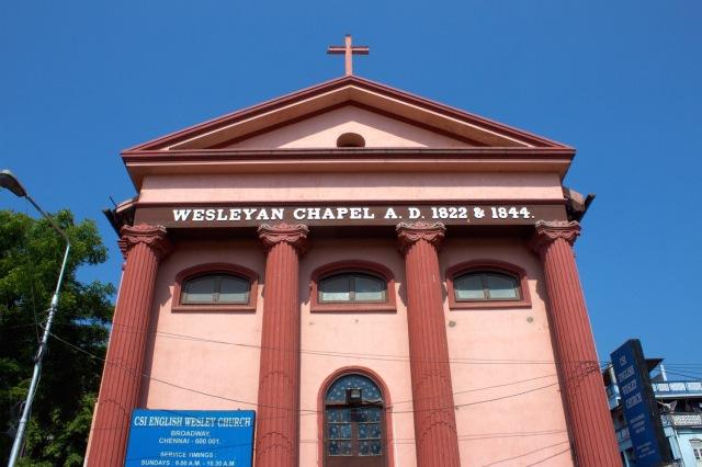 20 - Wesleyan Chapel