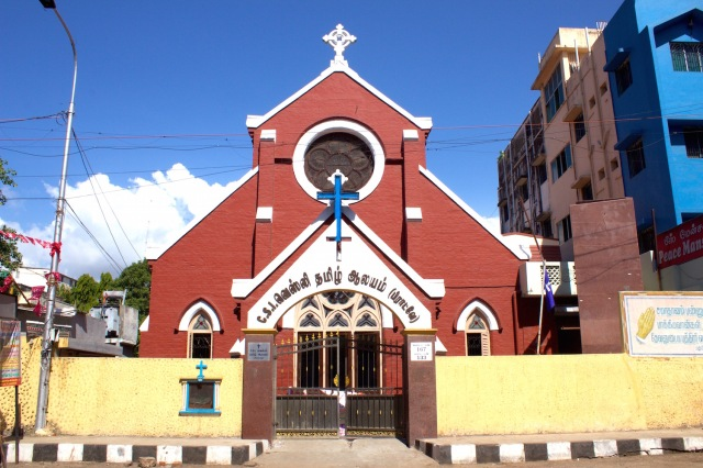 29 - Tamil Wesley Church
