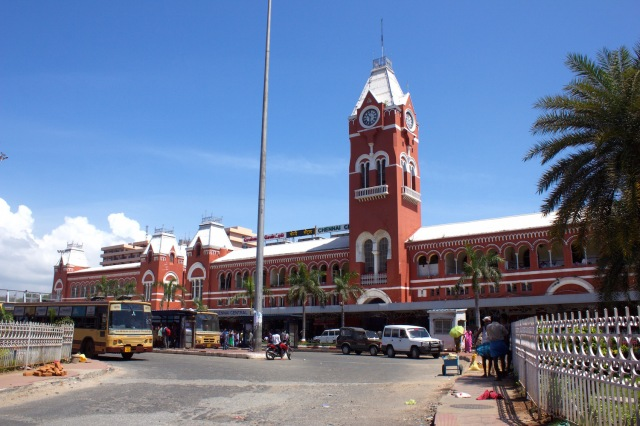 3 - Madras Central Railway Station