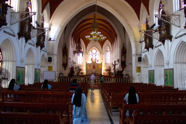 3 - San Thome Interior