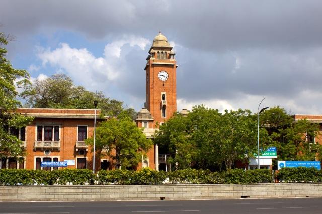 30 - Madras University