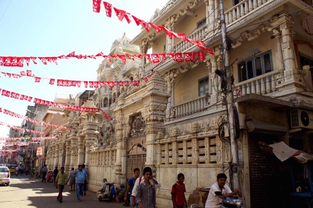 32 - Jain Mandir (Bhagwan Shri Parsvanathji) Mint St