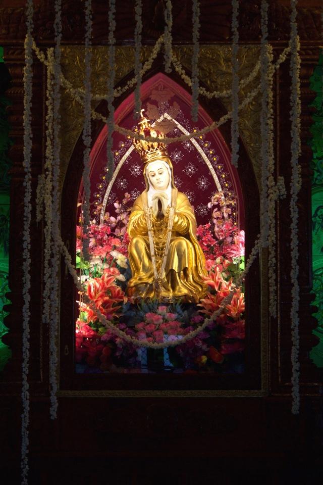 4 - San Thome Madonna
