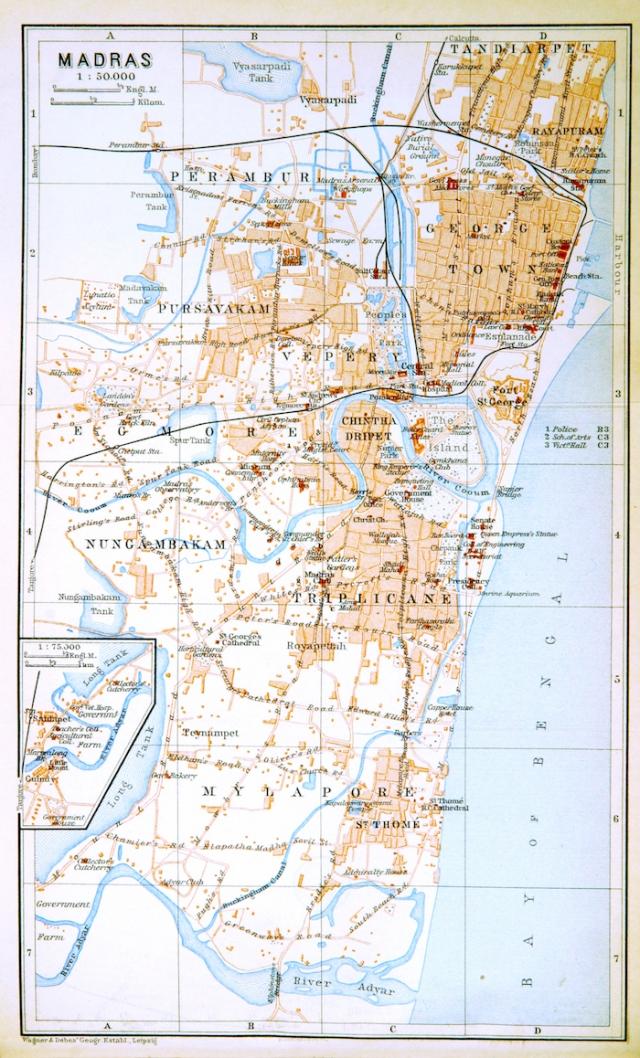 Madras_(Baedeker,_1914)