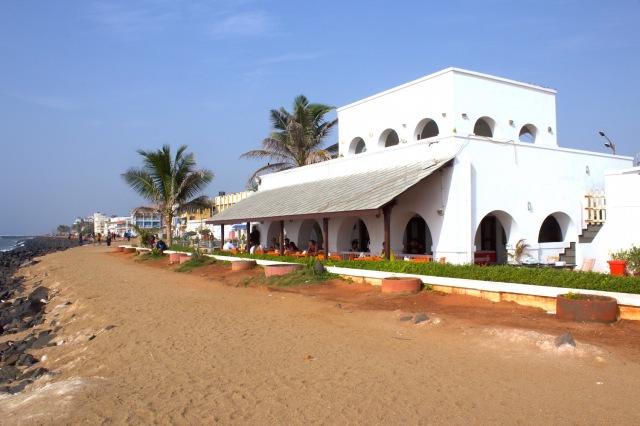 1 - Pondicherry Waterfront