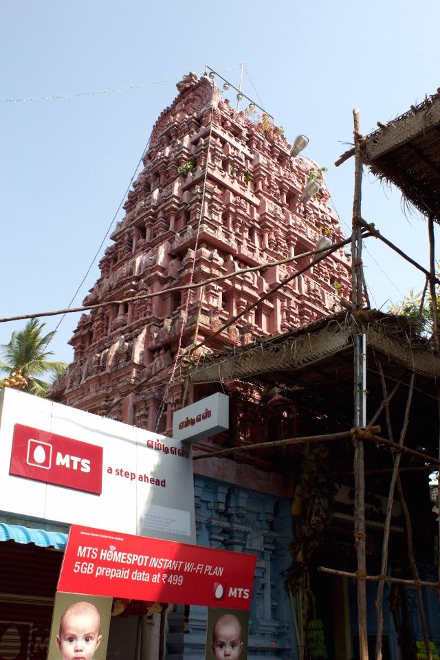 21 - Hindu Temple