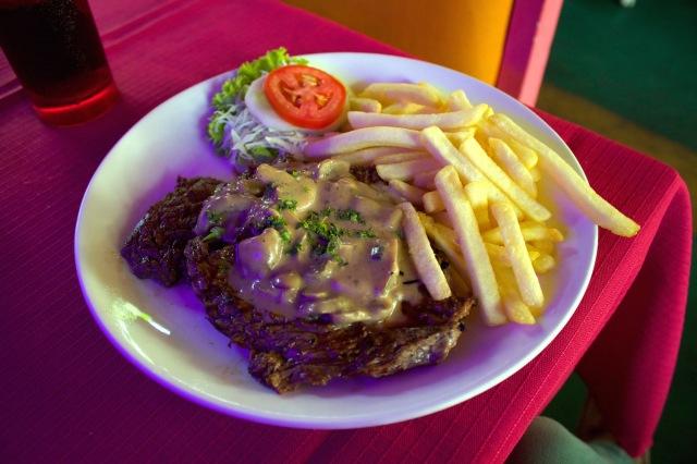 26 - Steak Frites