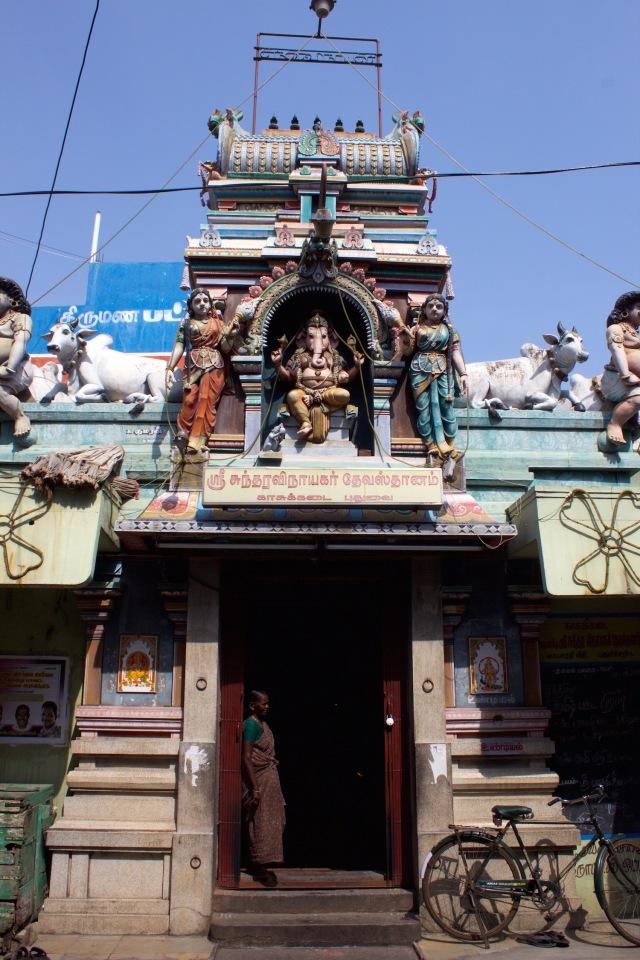 1 - Hindu Quarter Temple Market
