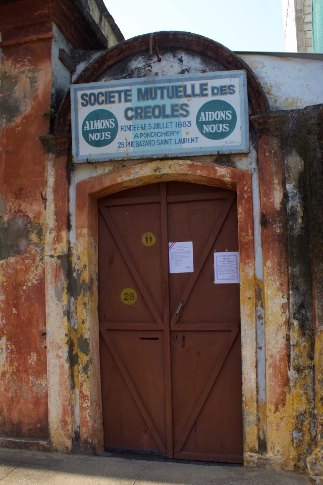 14 - Christian Quarter - Societe Mutuelle des Creoles