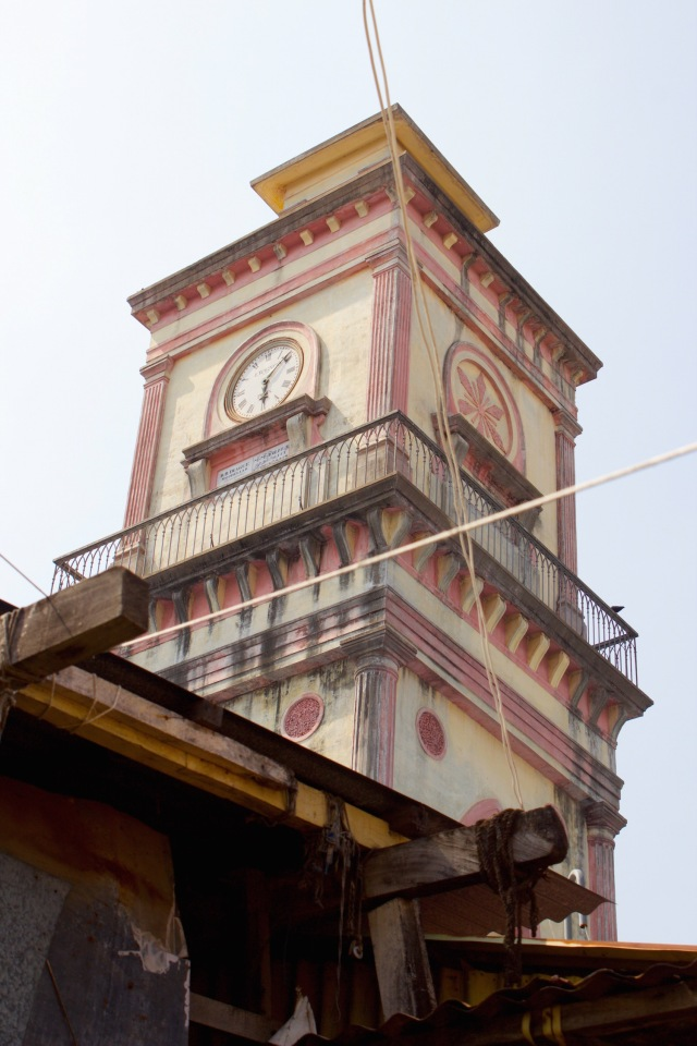 16 - Christian Quarter - Modeliar Clocktower - Grand Bazaar 1851
