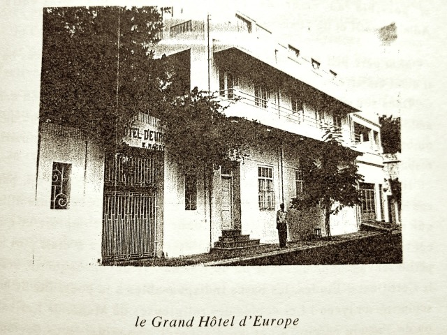 2 - Hotel Deurope Early