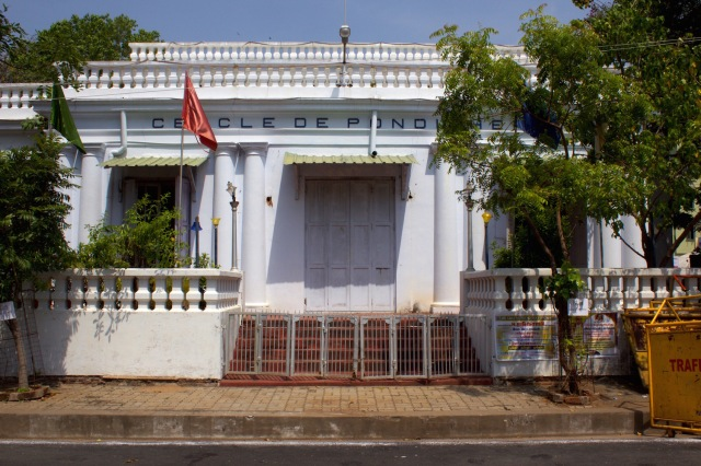 21 - Cercle de Pondicherry 1899