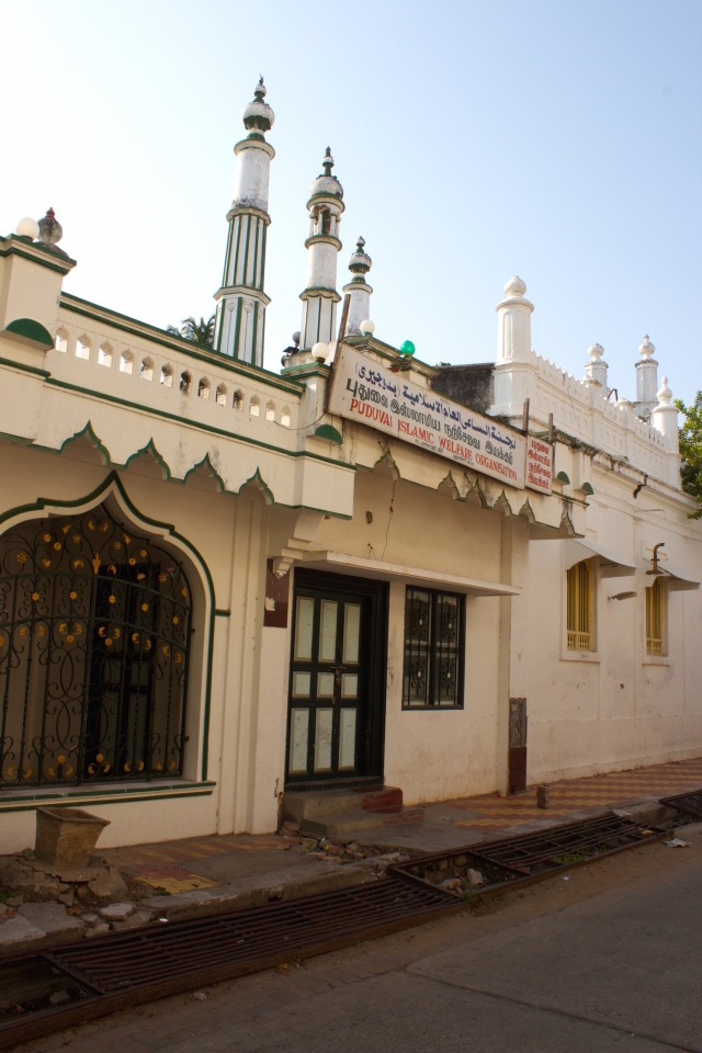 25 - Muslim Quarter - Moullah Mohd Mosque and Puduyal Islamic Welfare ORganisation
