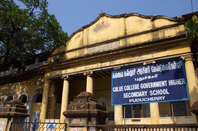 3 - Hindu Quarter - Calve College
