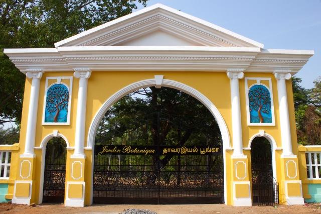 31 - Jardins Botaniques 1826