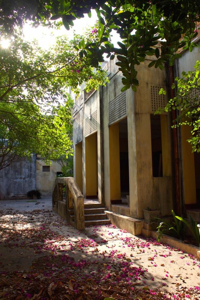 4 - Hotel Deurope Courtyard