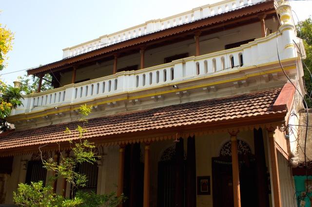 7 - Hindu Quarter - TAmil House