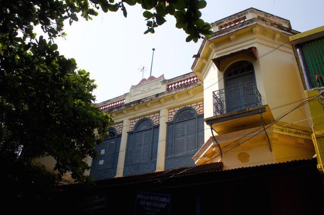 9 - Hindu Quarter - Ecole Soussilaba Vysial St