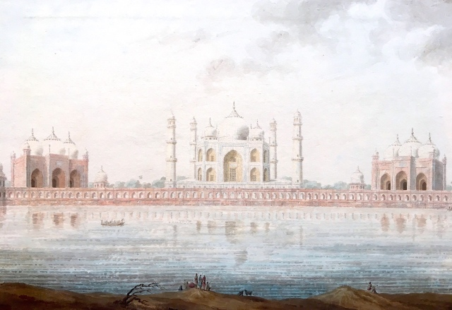 Taj Mahal 1800s
