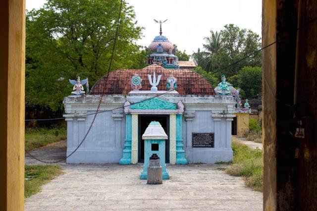10 - Hindu Temple