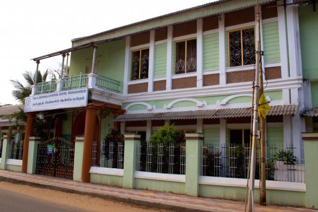 10 - Ziegenbalg Spiritual Centre