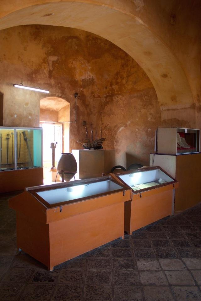 23 - Fort Dansborg Museum