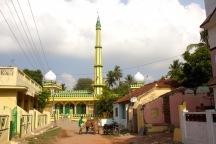 Tranquebar's New Mosque.