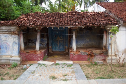 And finally, another view of a Tamil House, before we return to our hotel.