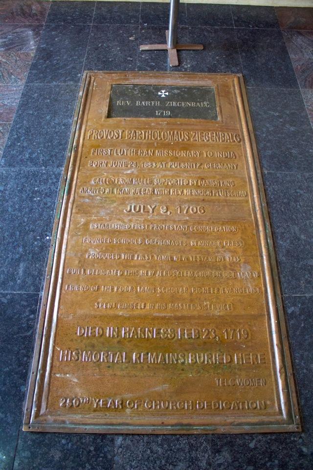 8 - Ziegenbalg Grave