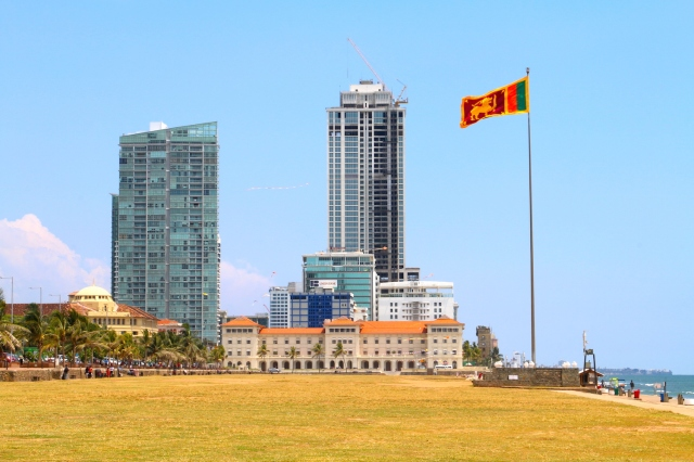 1 - Galle Face Green