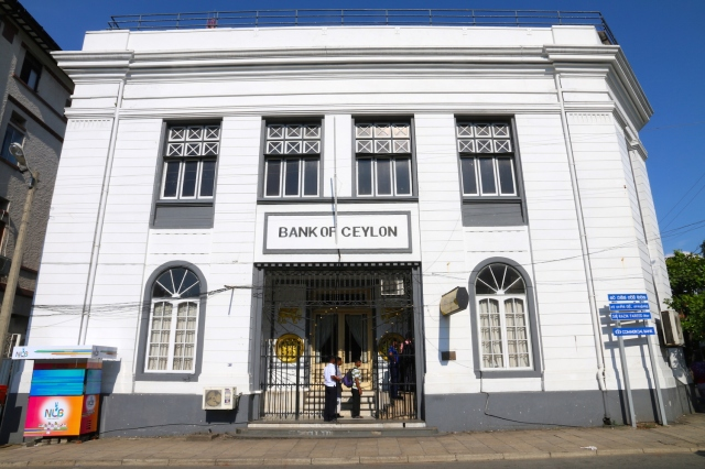 12 - Bank of Ceylon 1939