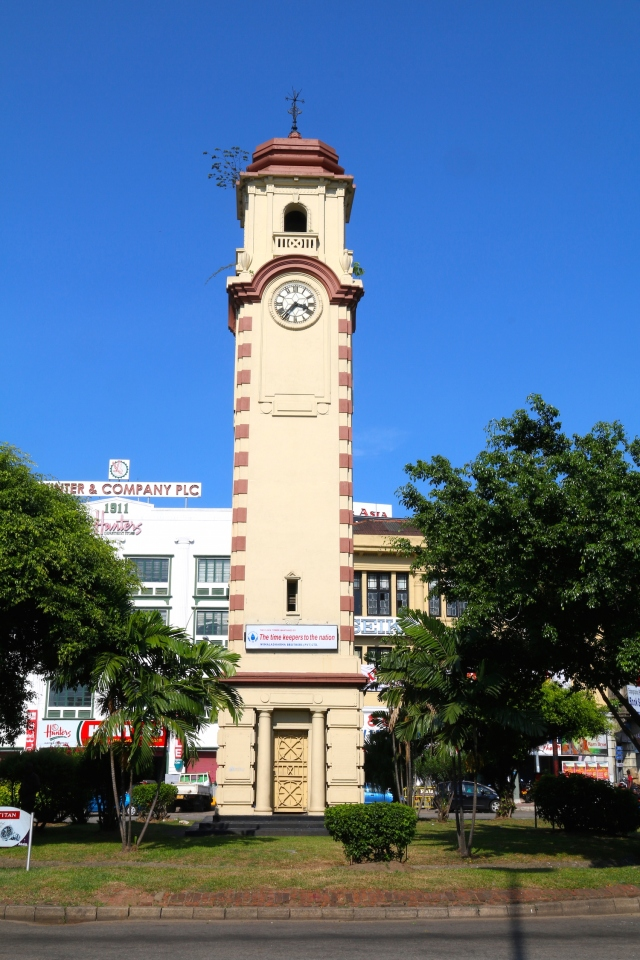 19 - Khan Clocktower