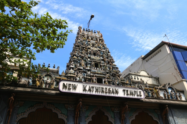 22 - NEw KAthiresan TEmple