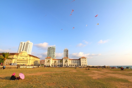 And finally...goodbye Galle Face Hotel and goodbye Colombo!