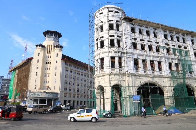 27 - Ghafoor Building 1907 and YMBA - Main Street