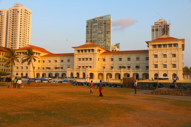 3 - Galle Face Hotel