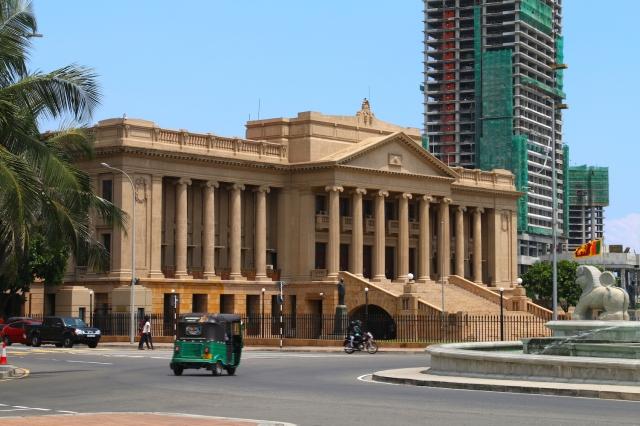 3 - Old Parliament - Palladian 1930 Former Legco of Ceylon