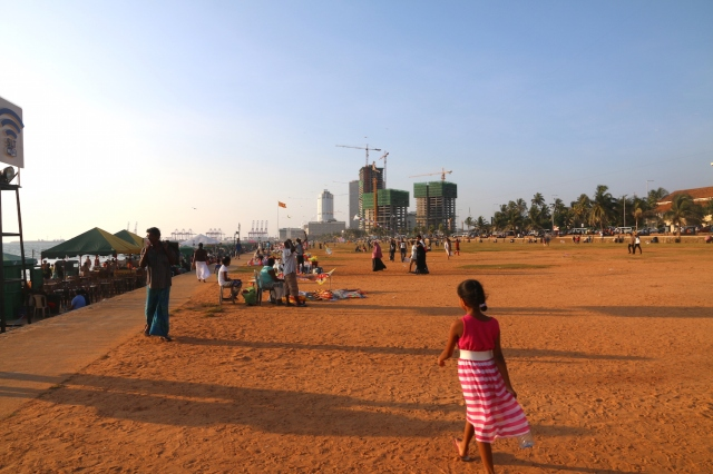 31 - Galle Face Green